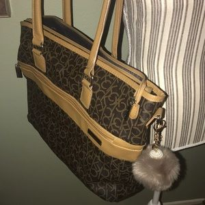 Calvin Klein large purse
